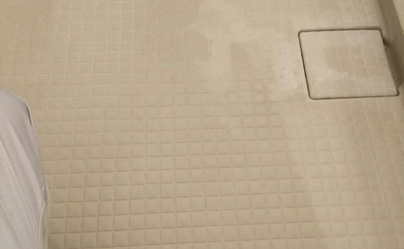 INAXの浴室ーキレイサーモフロア