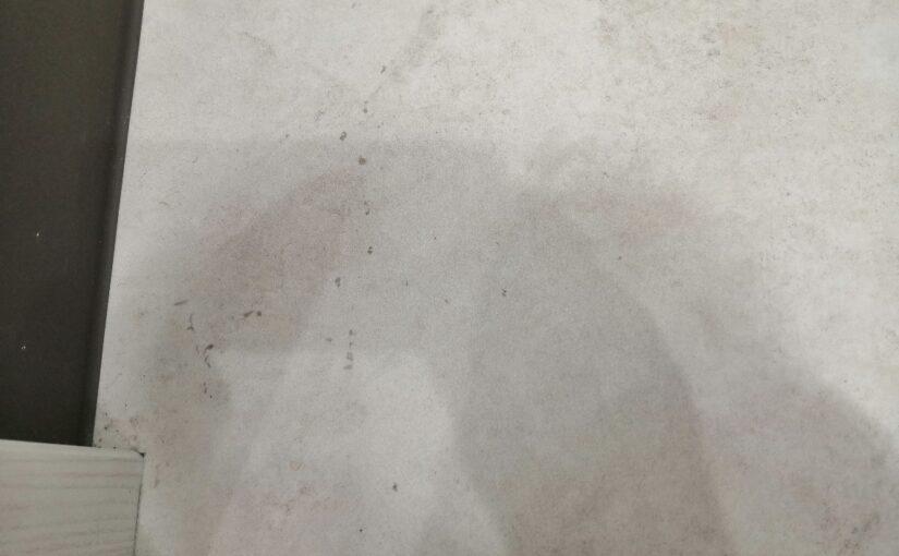 店舗のフロア洗浄ワックス